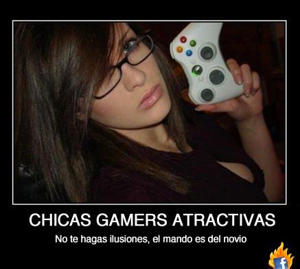 Las mujeres no saben de videojuegos (2/2)