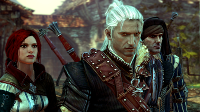 The witcher 2 para PC