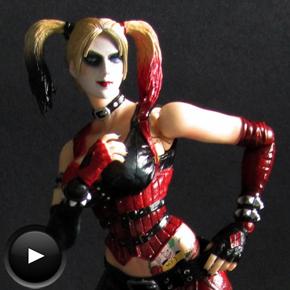 Harley Quinn de Play ArtsKai