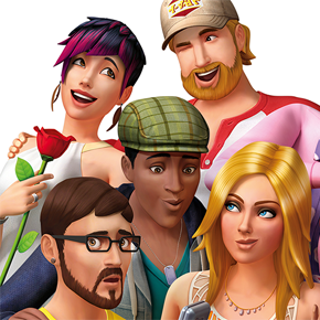 Simseándome con el Creador de Los Sims4