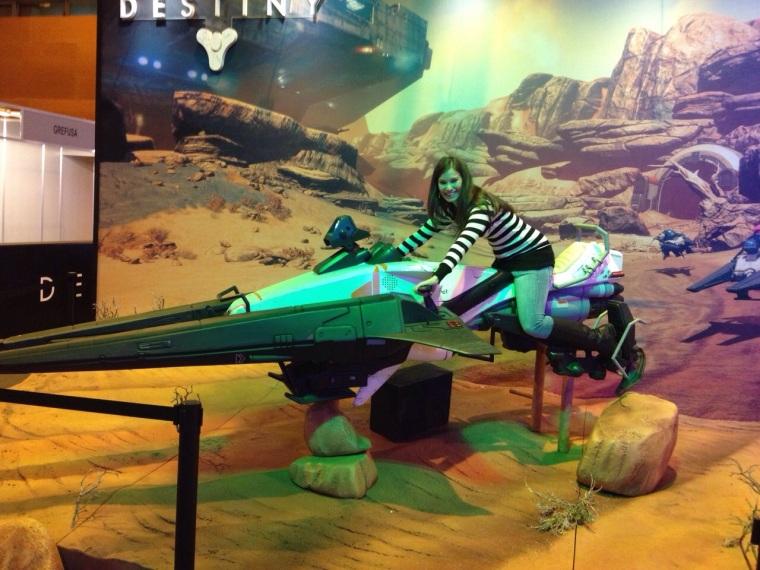 Destiny Madrid Games Week