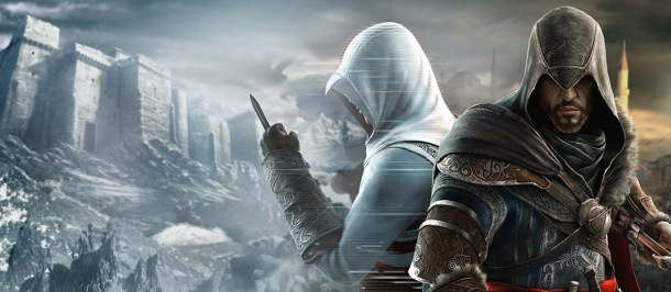 Ezio y Altaïr