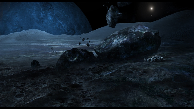 Nuevo Mass Effect