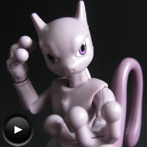 "Mewtwo: unboxing y review de ""Bandai Plastic Model"""