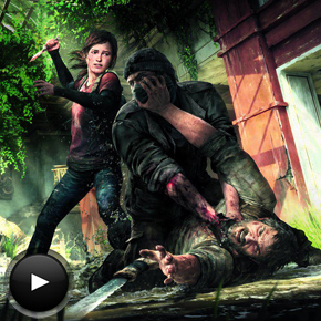 The Last of Us: Unboxing Press Kit
