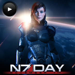 Recordando Mass Effect. ¡Feliz N7Day!