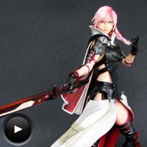 Lightning Returns Final Fantasy XIII de Play ArtsKai