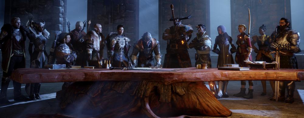 Teorías y secretos de Dragon Age Inquisition [Parte III] (1/6)