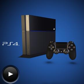 Unboxing PlayStation 4 junto con sucámara