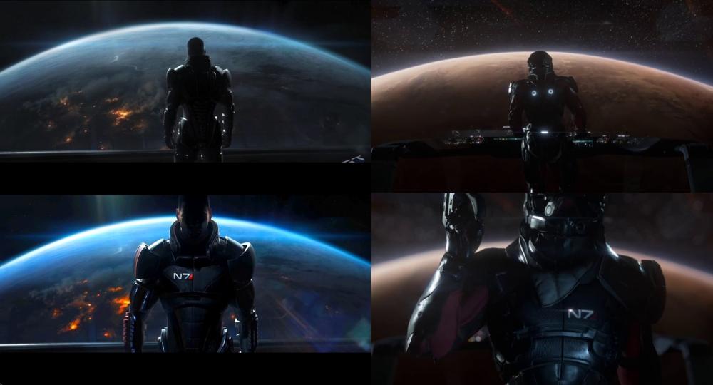 Sentimientos encontrados con Mass Effect: Andromeda (3/4)