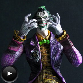 Joker de Play Arts Kai