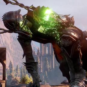 El futuro de Dragon Age después de Inquisition yTrespasser
