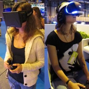 Realidad Virtual: degustando un posiblefuturo