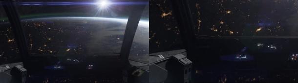 Detalle Mass Effect