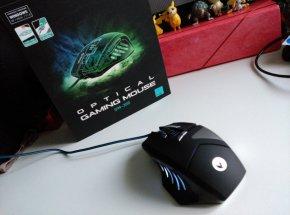 En busca del ratón perfecto: Nacon GamingGM-300