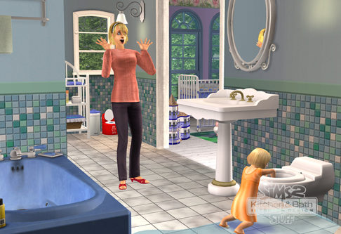 Sims 2 baby