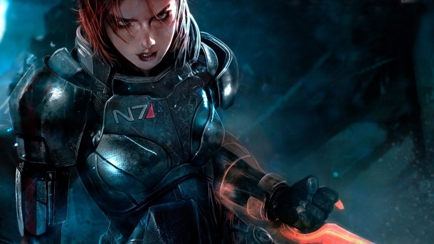 Jane Shepard Mass Effect 3