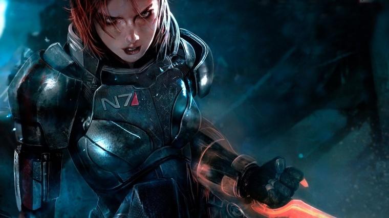 Jane Shepard Mass Effect 3