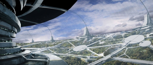 Mass Effect Andromeda Concept Art