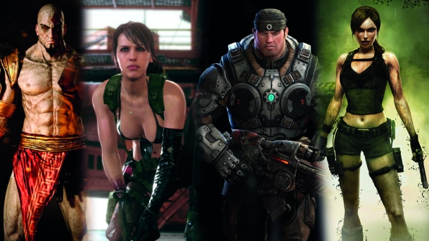 sexualización videojuegos