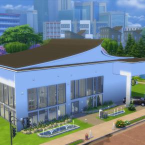Los Sims 4: construyendo el apartamento deShepard