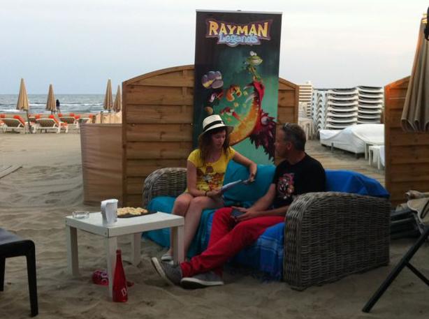 Entrevista a Michel Ancel
