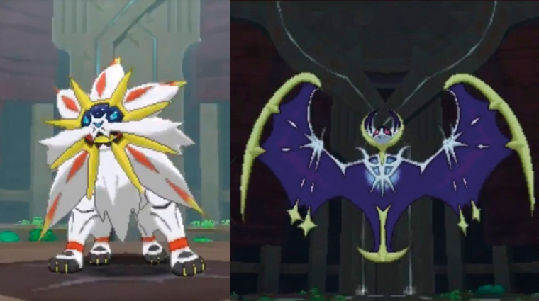 Pokémon legendarios