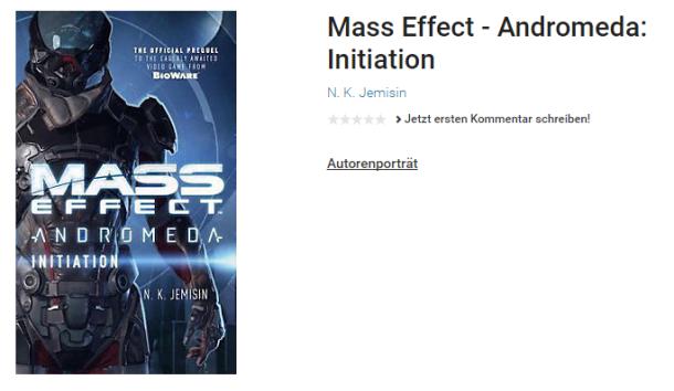 Libro Mass Effect