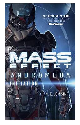 Mass Effect: un libro para ir aAndromeda