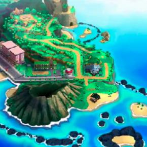 Pokémon Sol y Luna: iniciales y legendariosestelares