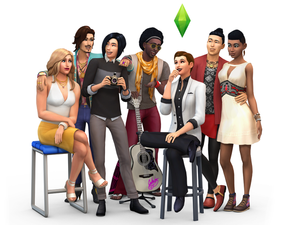 Nuevos Sims