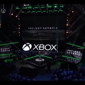 E3 2016: Microsoft, Xbox One S y ProjectScorpio