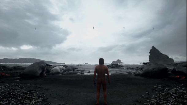 E3 2016 Death Stranding