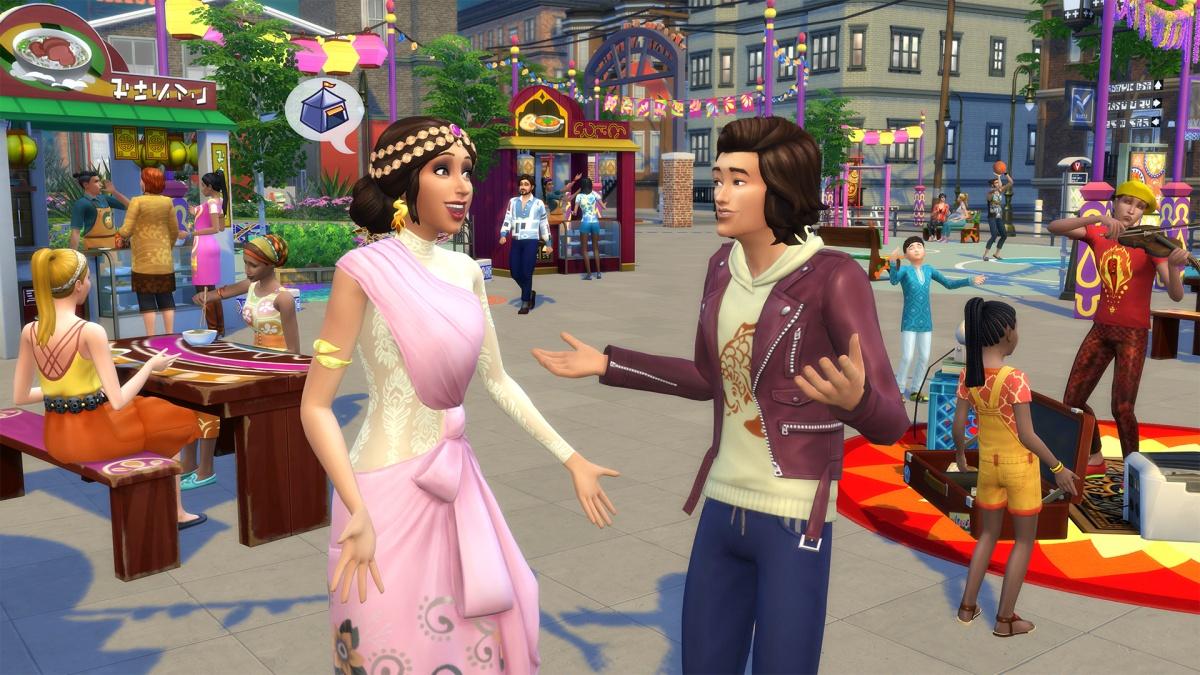 Los Sims 4: Urbanitas. Bienvenido a San Myshuno