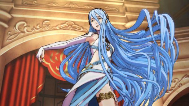 Fire Emblem Azura