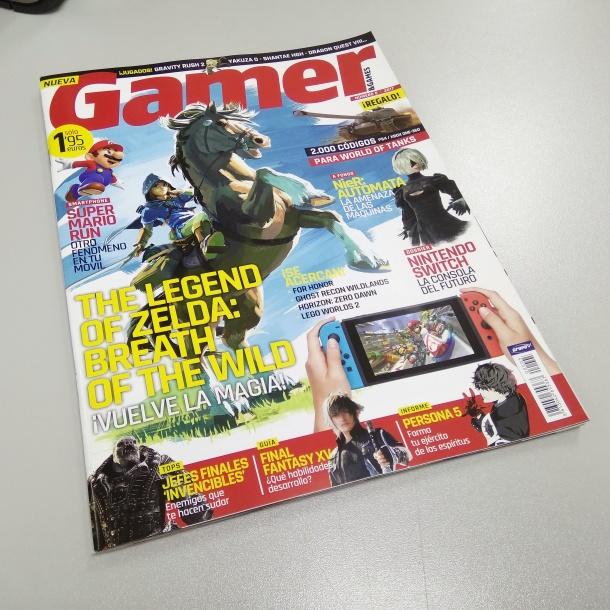 Revista Gamer 5