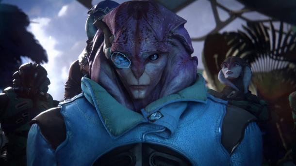 Mass Effect Andromeda - Angara Jaal