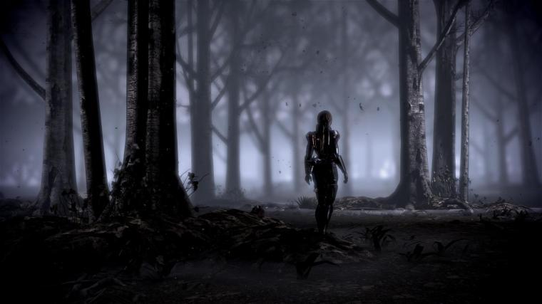 Mass Effect 3 - Shepard's dream