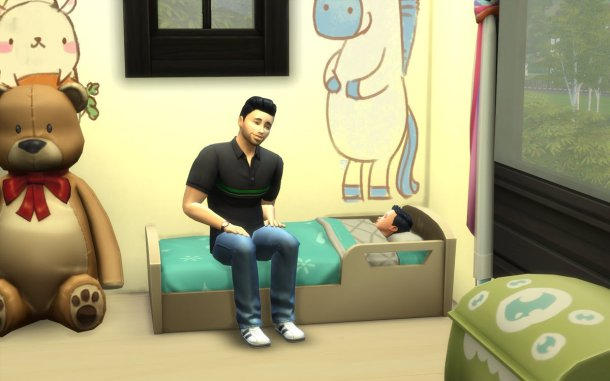 Sims 4 infantes