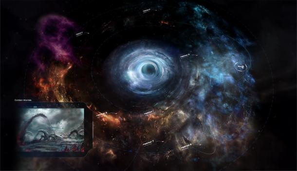 Mass Effect Andromeda Golden Worlds