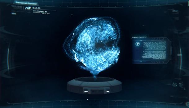 Mass Effect SAM