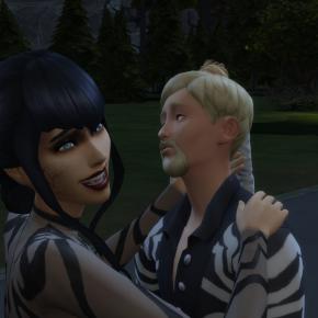 Chúpame la sangre: Los Sims 4Vampiros