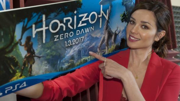 Dafne Fernandez Horizon Zero Dawn