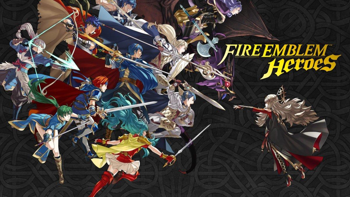 Fire Emblen Heroes: el sistema sobre la historia