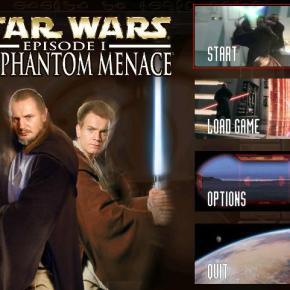 Star Wars: La amenaza fantasma. Un juego para sentir lafuerza