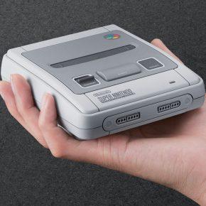 16 bits de recuerdos con Super Nintendo[mini]