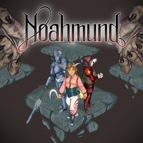 Noahmund: estrategia y acción en un tablero deajedrez