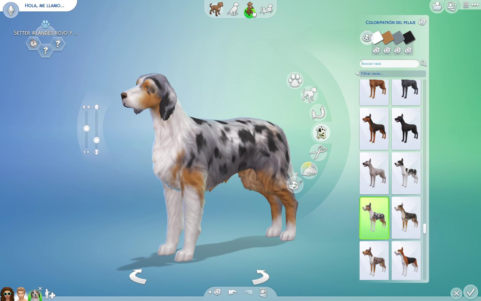 Los Sims 4: Perros y Gatos. ¡Familias de peludos! | Fantasía Gamer