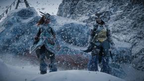 Horizon Zero Dawn The Frozen Wilds: los errores de lahumanidad