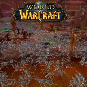 "La ""sangre corrupta"": pandemia en World of Warcraft"